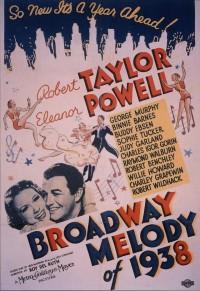 Смотреть Мелодия Бродвея 1938-го года онлайн на Кинопод бесплатно