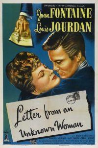 Смотреть Письмо незнакомки онлайн на Кинопод бесплатно