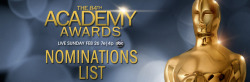 "Номинанты премии ""Оскар"" 2012"