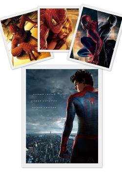 Человек-паук. История персонажа