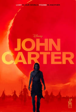 """Новый трейлер """"Джона Картера"""""""