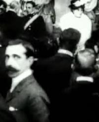 Смотреть Прием его величества Альфонса XIII в Барселоне онлайн на бесплатно