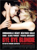 Смотреть фильм Бай, бай, блонди! онлайн на Кинопод бесплатно