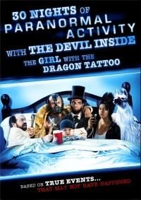 Смотреть 30 ночей паранормального явления с одержимой девушкой с татуировкой дракона онлайн на Кинопод бесплатно