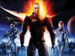 Mass Effect фильм