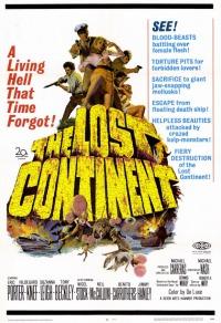 Смотреть Затерянный континент онлайн на Кинопод бесплатно