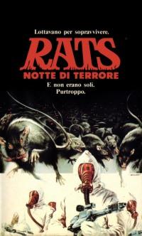 Смотреть Крысы: Ночь ужаса онлайн на Кинопод бесплатно