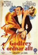 Смотреть фильм Мой слуга Годфри онлайн на Кинопод бесплатно