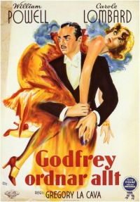 Смотреть Мой слуга Годфри онлайн на Кинопод бесплатно