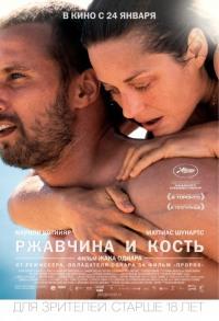 Смотреть Ржавчина и кость онлайн на Кинопод бесплатно
