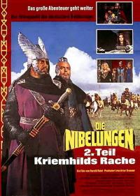 Смотреть Нибелунги: Месть Кримхильды онлайн на бесплатно