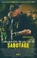 Смотреть фильм Саботаж онлайн на KinoPod.ru платно