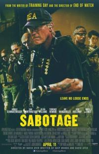 Смотреть Саботаж онлайн на Кинопод бесплатно