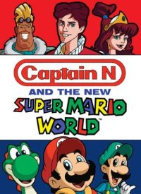 Смотреть Капитан N и новый мир Супер Марио онлайн на Кинопод бесплатно