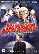 Смотреть фильм Наружное наблюдение онлайн на KinoPod.ru бесплатно