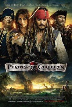 Интересные факты о 4-й части «Пиратов Карибского моря»
