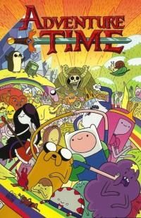 Смотреть онлайн Время приключений (Adventure Time with Finn & Jake / Пора приключений с Финном и Джейком)