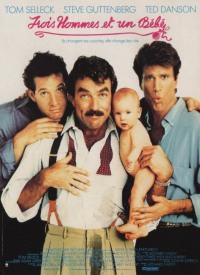Смотреть Трое мужчин и младенец онлайн на Кинопод бесплатно