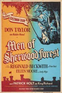 Смотреть The Men of Sherwood Forest онлайн на Кинопод бесплатно