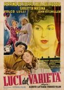 Смотреть фильм Огни варьете онлайн на KinoPod.ru бесплатно