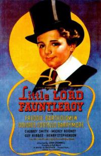 Смотреть Юный лорд Фаунтлерой онлайн на Кинопод бесплатно