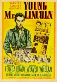 Смотреть Молодой мистер Линкольн онлайн на Кинопод бесплатно