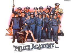 Перезапуск Полицейской академии