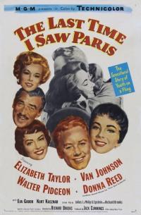 Смотреть Последний раз, когда я видел Париж онлайн на Кинопод бесплатно