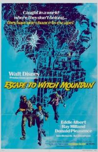 Смотреть Побег на Ведьмину гору онлайн на Кинопод бесплатно