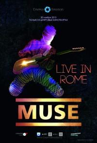 Смотреть онлайн ТВ-шоуMuse – Live in Rome (Muse - Live in Rome)