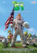 Смотреть фильм Планета 51 онлайн на Кинопод бесплатно
