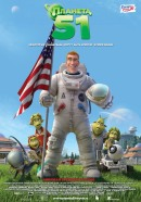 Смотреть фильм Планета 51 онлайн на KinoPod.ru бесплатно