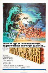 Смотреть Когда на земле царили динозавры онлайн на Кинопод бесплатно