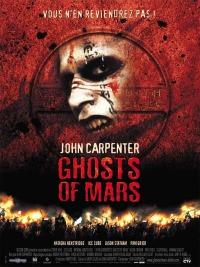 Смотреть Призраки Марса онлайн на Кинопод бесплатно