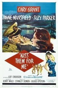 Смотреть Поцелуй их за меня онлайн на Кинопод бесплатно