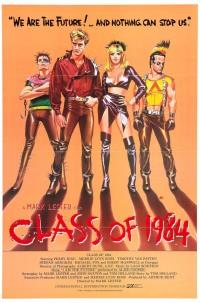 Смотреть Класс 1984 онлайн на Кинопод бесплатно