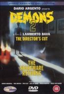 Смотреть фильм Демоны 2 онлайн на Кинопод бесплатно