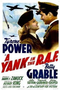 Смотреть Янки в королевских ВВС онлайн на Кинопод бесплатно