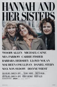 Смотреть Ханна и ее сестры онлайн на Кинопод бесплатно