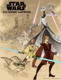 Смотреть Клонические войны онлайн на Кинопод бесплатно