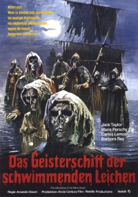 Смотреть Слепые мертвецы 3: Корабль слепых мертвецов онлайн на Кинопод бесплатно