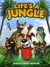 Смотреть Жизнь в джунглях: Разыскиваются в Африке онлайн на Кинопод бесплатно