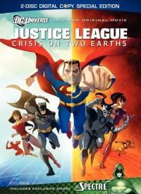 Смотреть Лига Справедливости: Кризис двух миров онлайн на Кинопод бесплатно