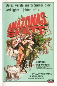 Смотреть Сокровища Амазонки онлайн на Кинопод бесплатно