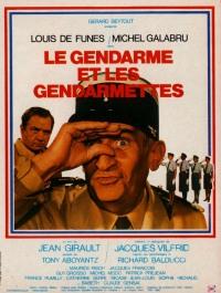 Смотреть Жандарм и жандарметки онлайн на Кинопод бесплатно