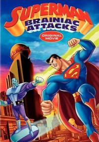 Смотреть Супермен: Брэйниак атакует онлайн на Кинопод бесплатно