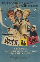 Смотреть фильм Доктор на море онлайн на Кинопод бесплатно
