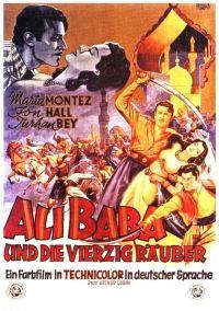 Смотреть Али Баба и 40 разбойников онлайн на Кинопод бесплатно