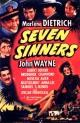 Смотреть фильм Семь грешников онлайн на Кинопод бесплатно