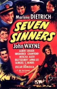 Смотреть Семь грешников онлайн на Кинопод бесплатно